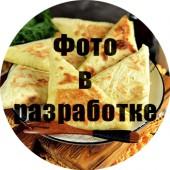 Лаваш с картофелем и сыром